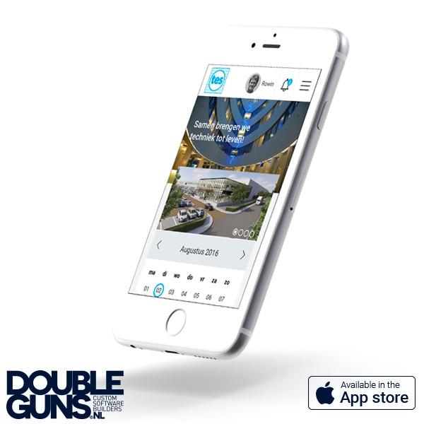 Onze eerste native App!